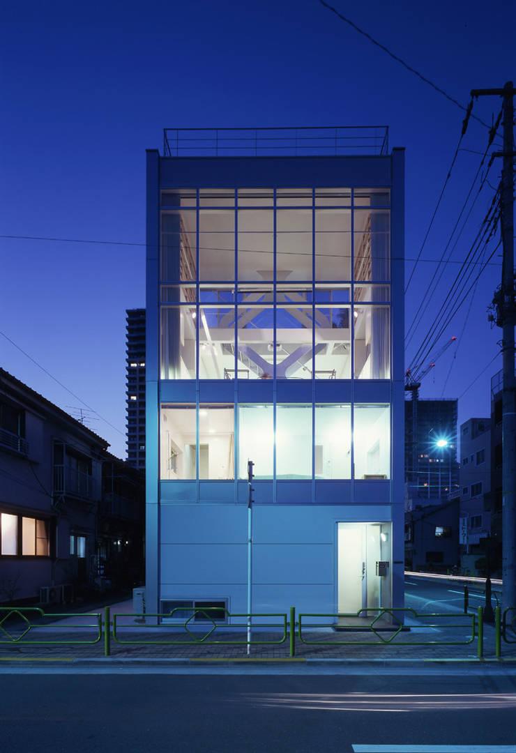 佃島の家: ryunosukeが手掛けた家です。