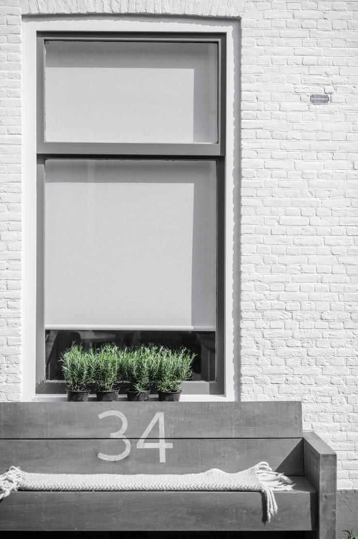 Woonhuis Delft :  Huizen door Design Studio Nu
