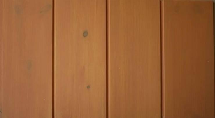 de アルブルインク Ecléctico Madera Acabado en madera