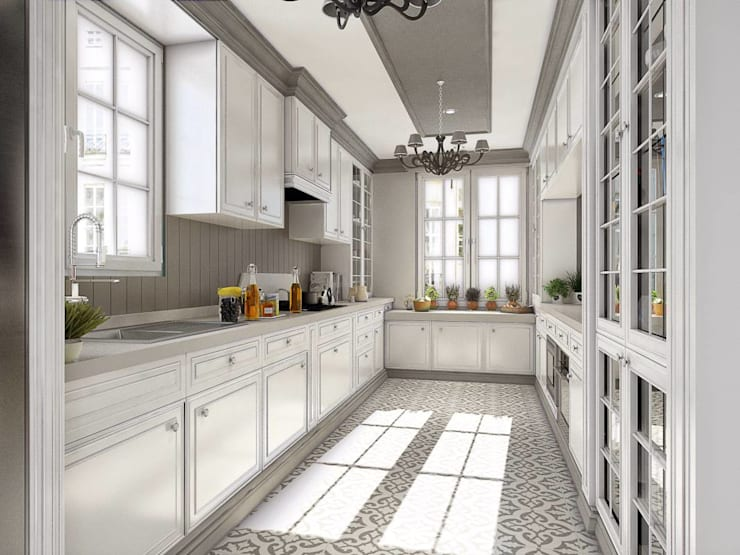 Kitchen by VERO CONCEPT MİMARLIK, Modern