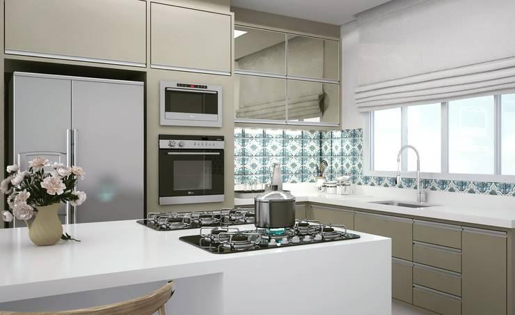 Cozinha:   por Marcenaria Moraes