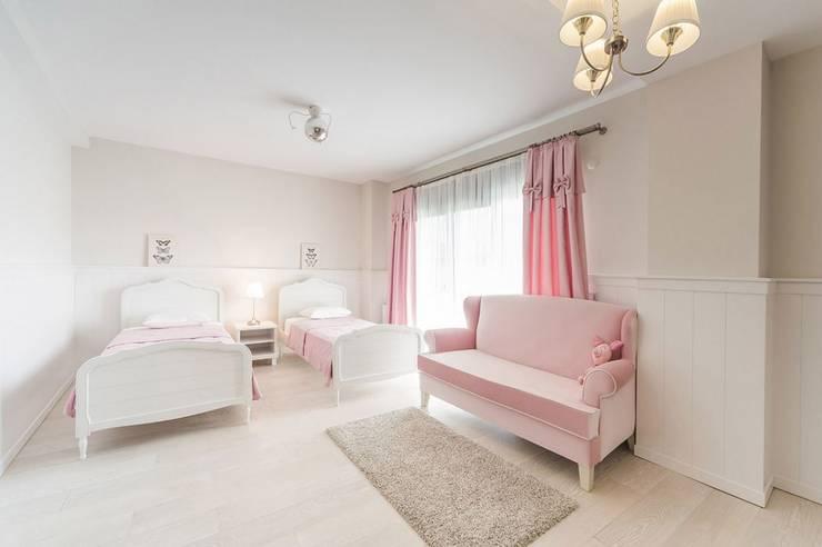 Nursery/kid's room by .NESS Reklam ve Fotoğrafçılık