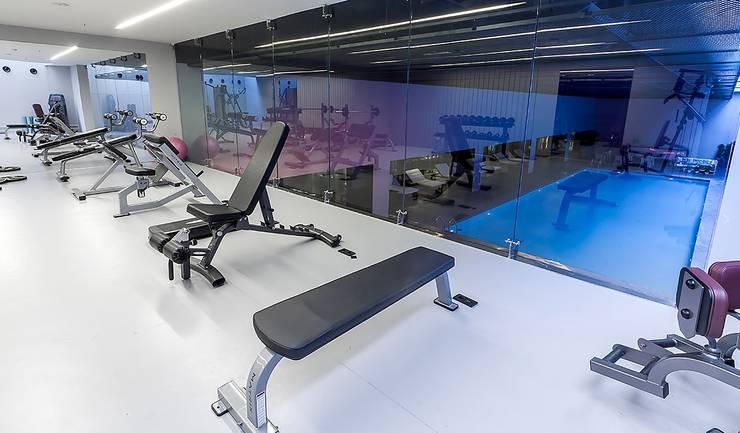 Gym by .NESS Reklam ve Fotoğrafçılık