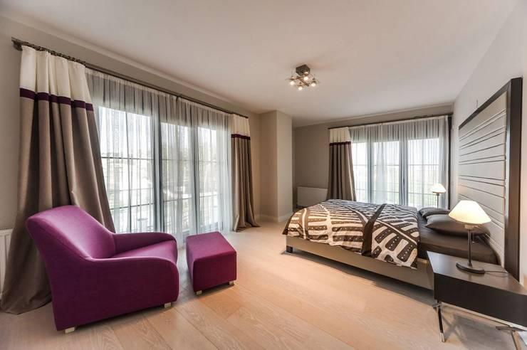 .NESS Reklam ve Fotoğrafçılık – Dusa İnşaat Sevilla House Mekan Fotoğraf Çekimi:  tarz Yatak Odası