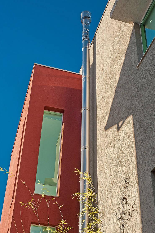 房子 by Patrícia Azoni Arquitetura + Arte & Design,