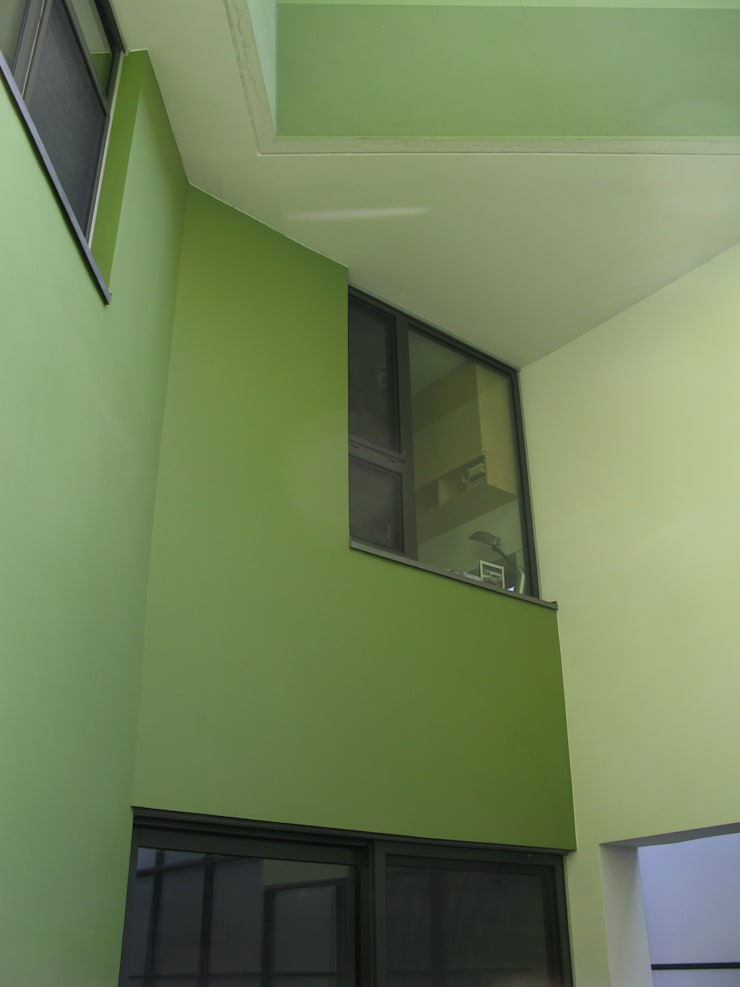 반포 577 주택 : 한울건축의  벽