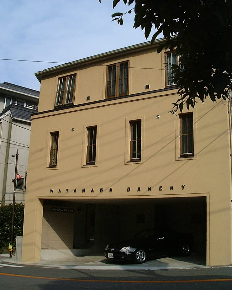 箱根の家: 一級建築士事務所Architecが手掛けた家です。