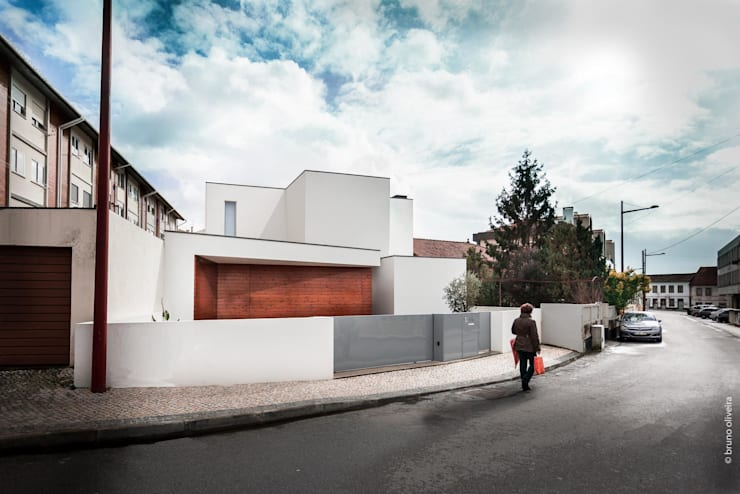 casa 116: Casas modernas por bo | bruno oliveira, arquitectura
