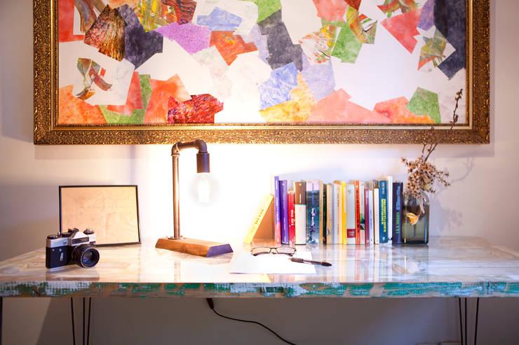 Study/office by Héctor Nevado