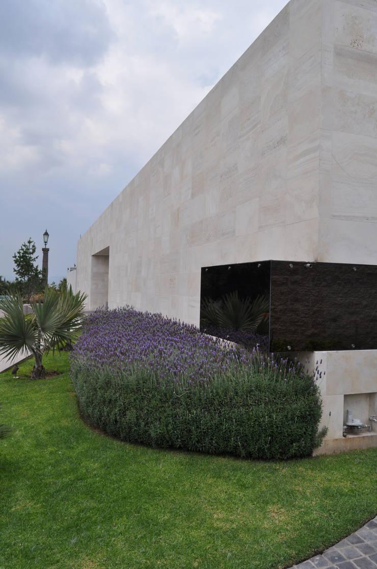 CASA AGULU: Casas de estilo  por Vito Ascencio y Arquitectos