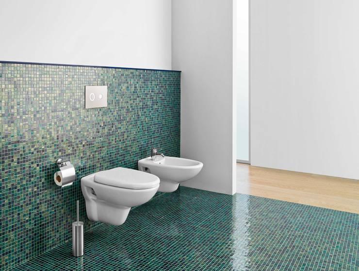 Baños de estilo  por Elements Mosaic