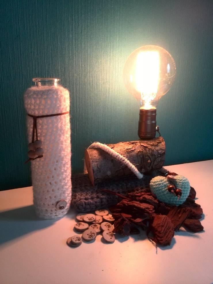hout, wol, licht, liefde:   door WoodWoolDesign, Scandinavisch