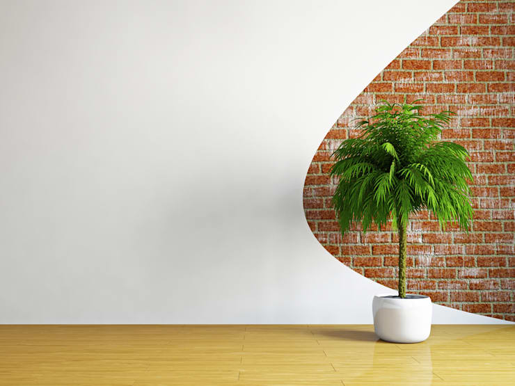 Paisajismo de interiores de estilo  por Agentur belmedia GmbH