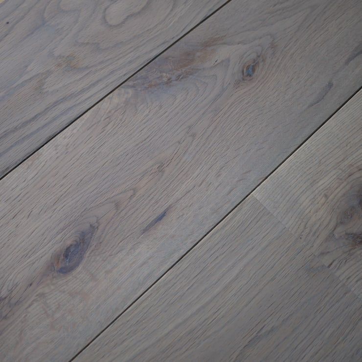 なら120ナチュラルフローリング/オスモカラー#3151ダブブルー: アルブルインクが手掛けた壁&床です。,