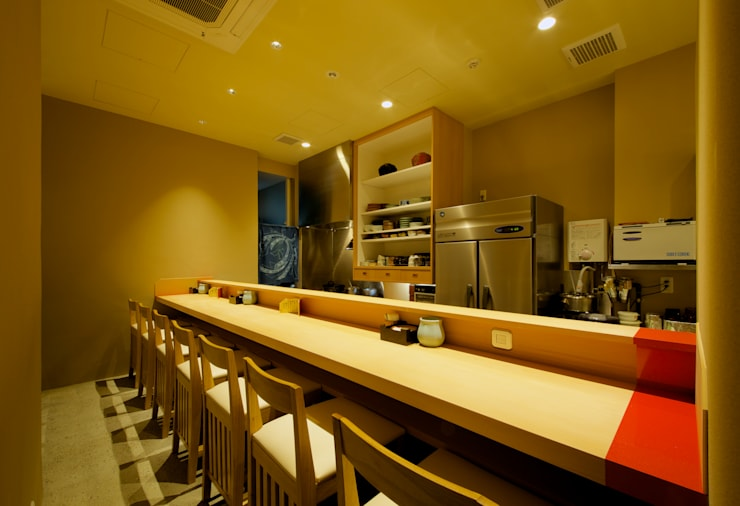 店舗: 株式会社 岡﨑建築設計室が手掛けた和室です。