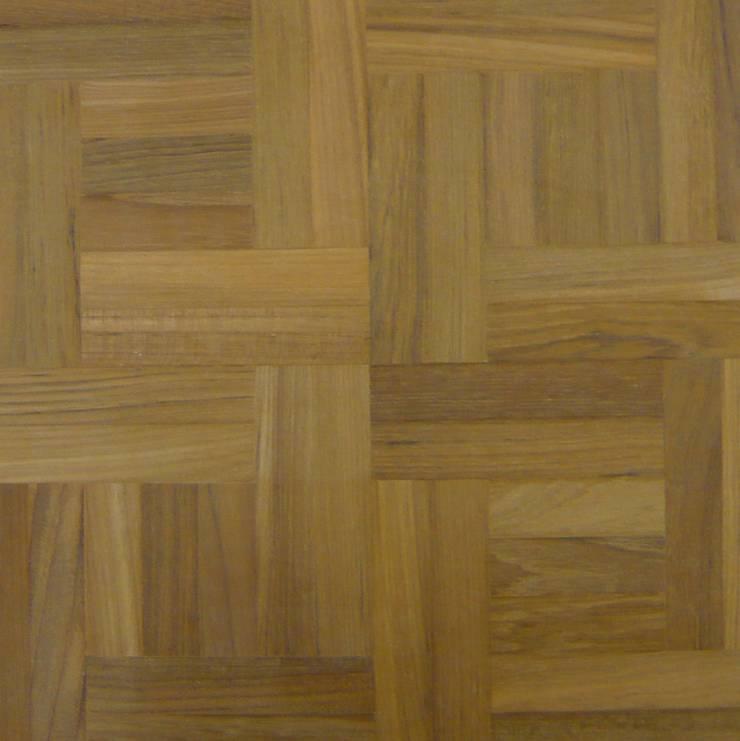 STANDARD MOSAIC FLOORING/HADDONHALL: アルブルインクが手掛けた壁&床です。