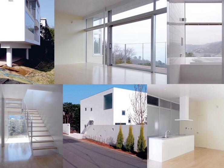 SKY BOX(熱海の家): 今村雅樹アーキテクツが手掛けた家です。