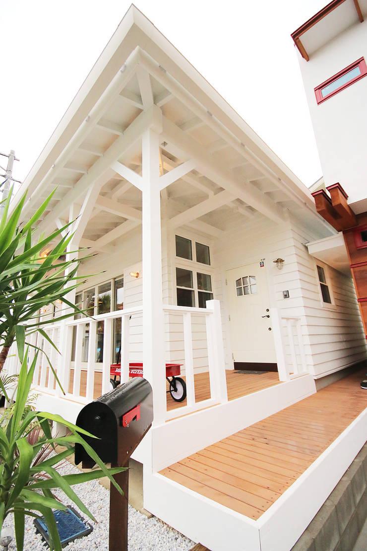 north shore house: THE MAKER'S&United Space Architectが手掛けた家です。