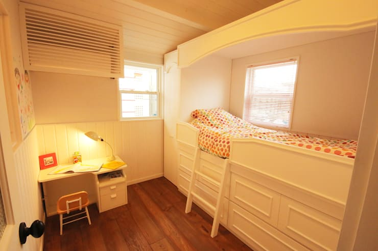 Nursery/kid's room by THE MAKER'S&United Space Architect