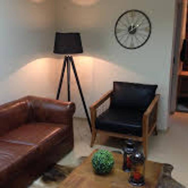 projeto: Salas de estar  por Simone Duch Arquitetura
