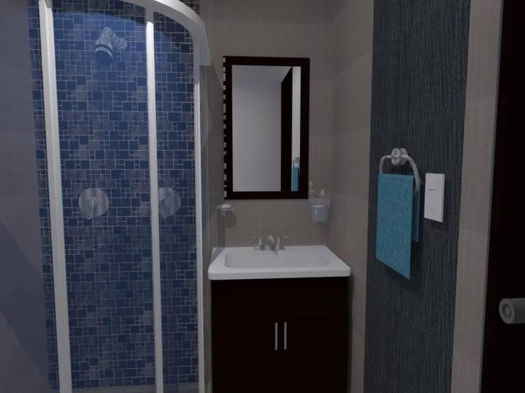 Bathroom by DISEÑOS G2
