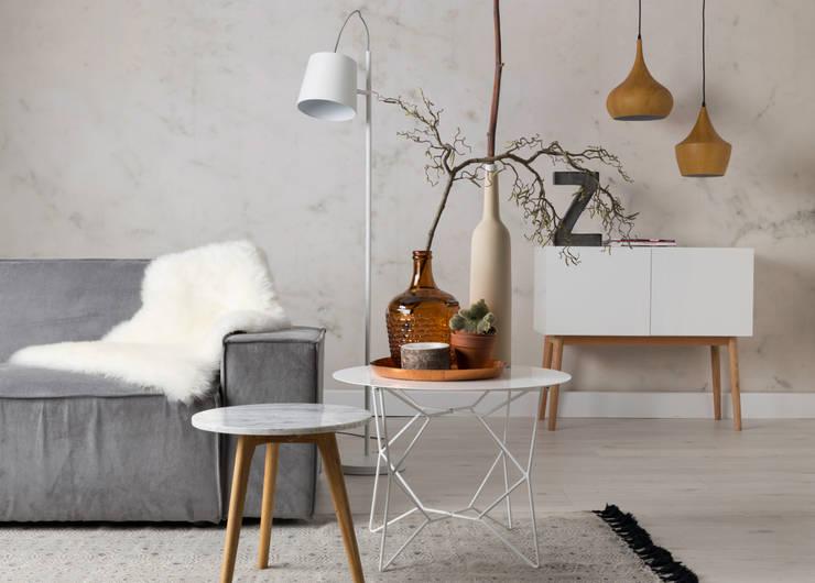 Living room by designbotschaft GmbH