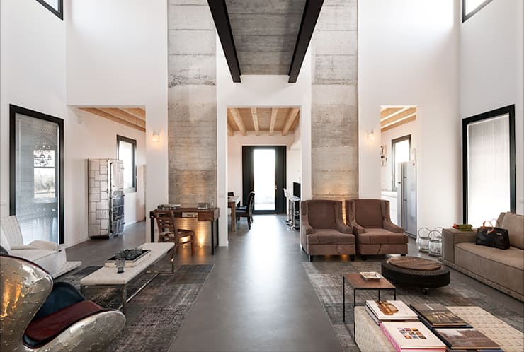 Salas de estar  por BRANDO concept