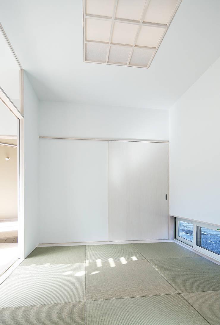 和室: 河原泰建築研究室が手掛けたです。
