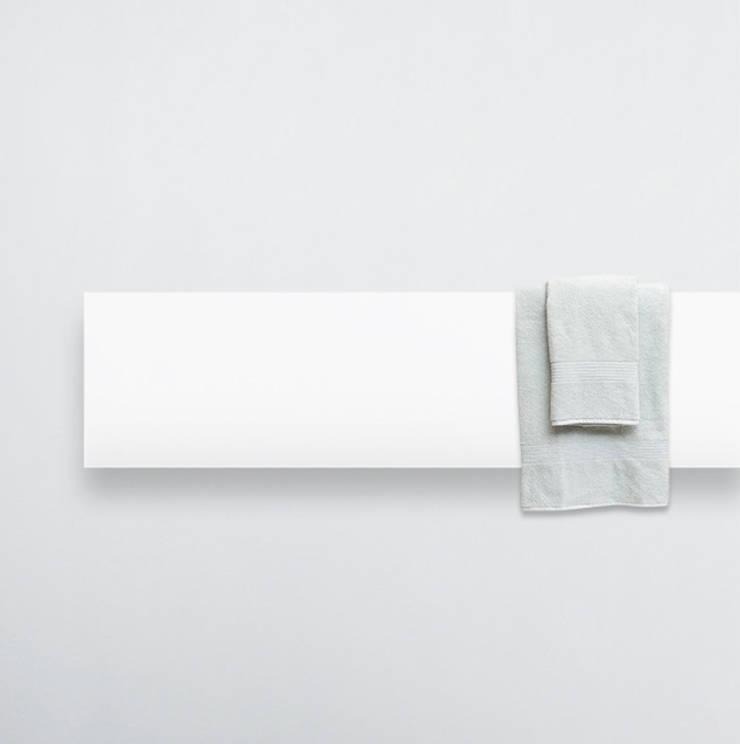 PLANO MOVE: Casa de banho  por Foursteel