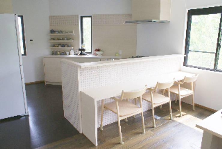 フレンチモロカンスタイルのリフォーム: WISHが手掛けたキッチンです。,コロニアル