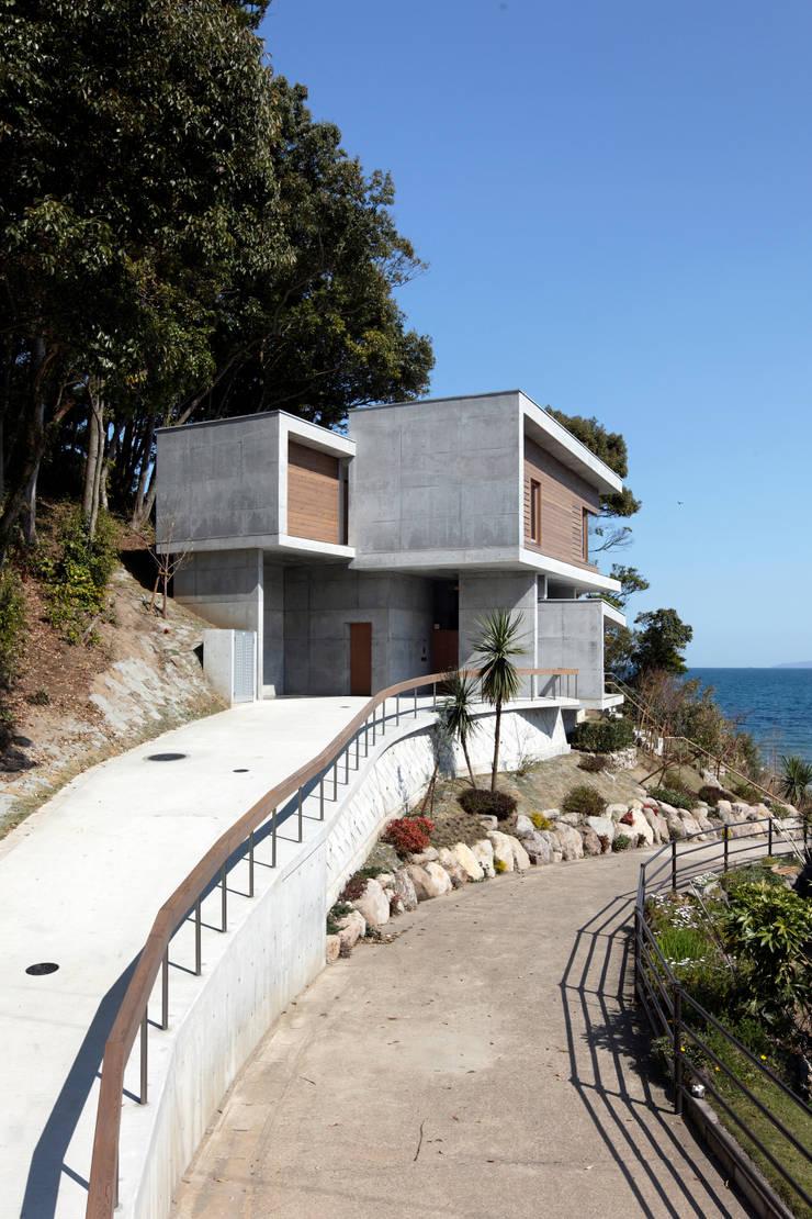 floating: 大井立夫設計工房が手掛けた家です。,