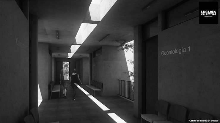 Proyectos:  de estilo  por Lugares Colectivos