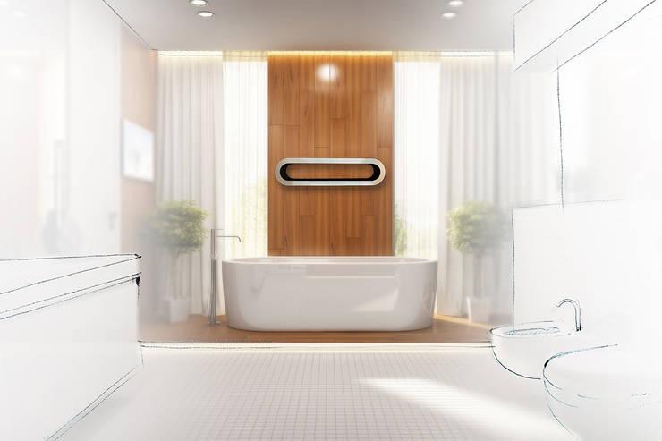 ARENA: Casa de banho  por Foursteel