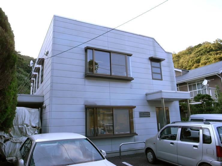 山の根の住宅: アーキグラフデザインが手掛けたです。