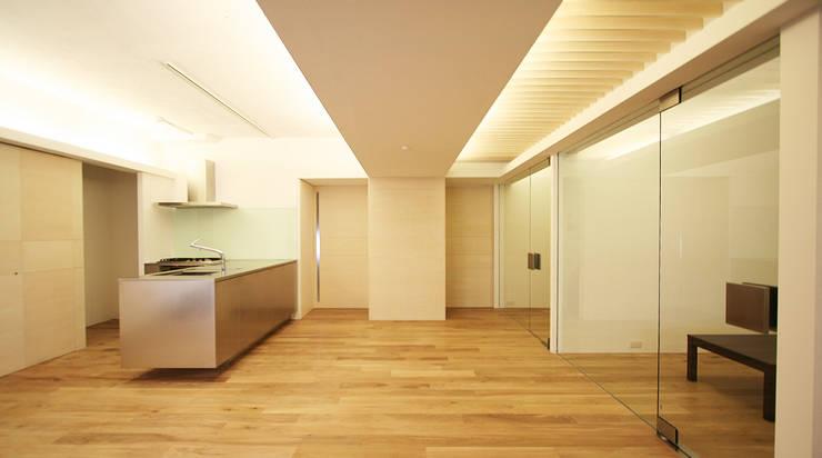 阿倍野の家: 一級建築士事務所 無双建築研究所が手掛けたです。,