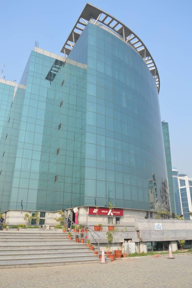 Mahagun Realtors :  Office buildings by RTA SOLUTIONS LLP (Mumbai & Pune)