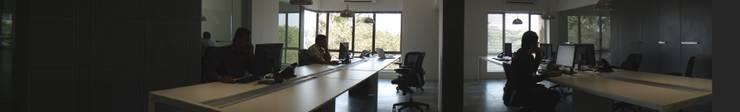 Shailesh Tyagi Ip Forest :  Office buildings by RTA SOLUTIONS LLP (Mumbai & Pune)