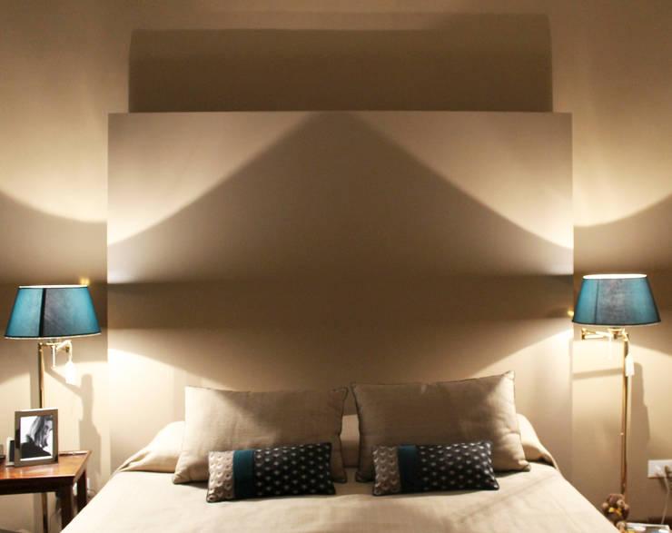 AD2Pが手掛けた寝室