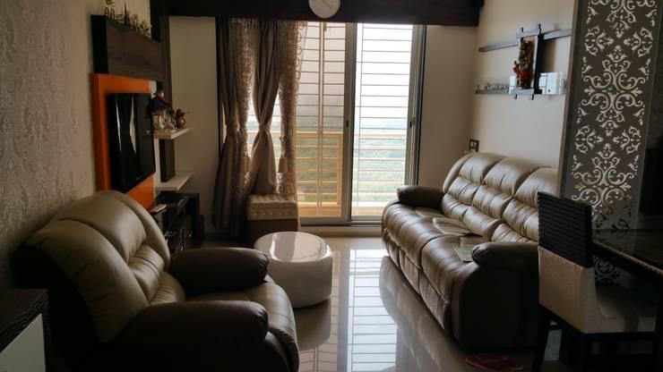 living room:  Living room by Alaya D'decor