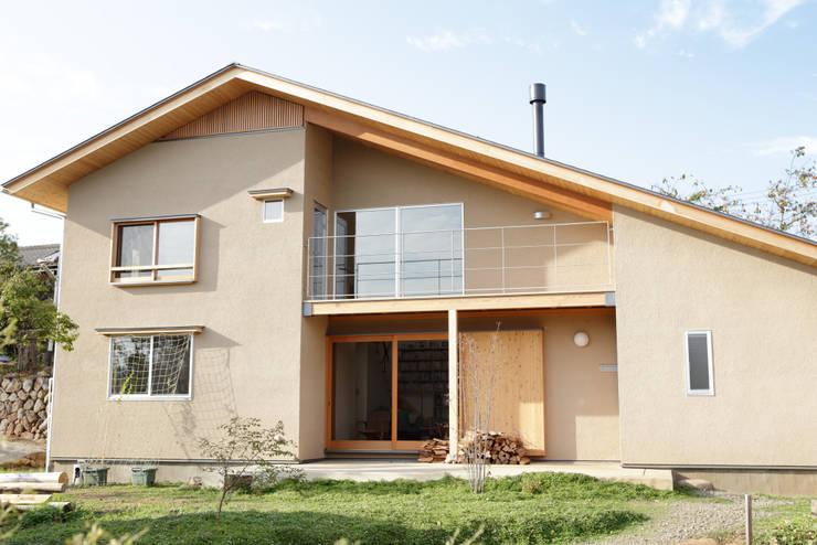 山梨・畑の家: info5381が手掛けた家です。