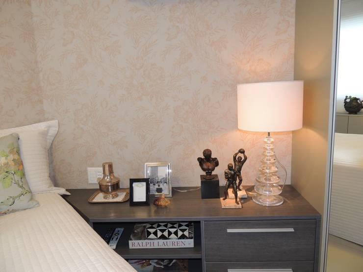 moderne Schlafzimmer von CRAFT ARQUITETURA
