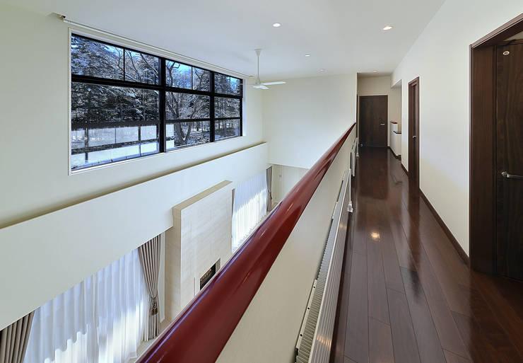 施行事例1: 株式会社 北川原環境建築設計事務所が手掛けた壁です。