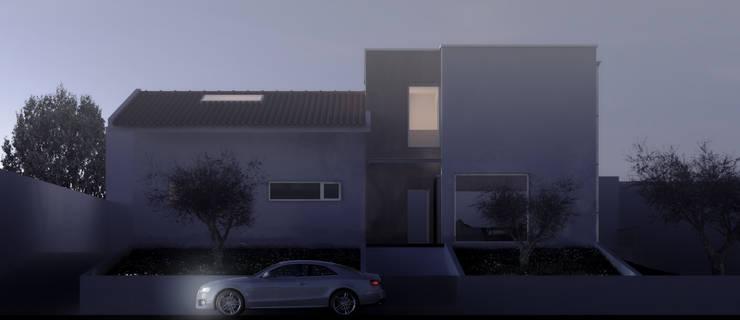 Casa LT: Casas  por Rúben Ferreira | Arquitecto