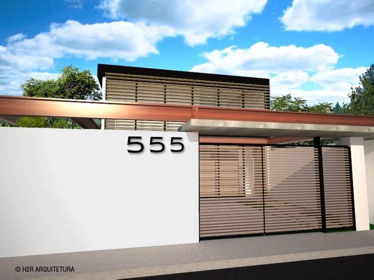 Casa Leme: Casas  por hermes.fonseca
