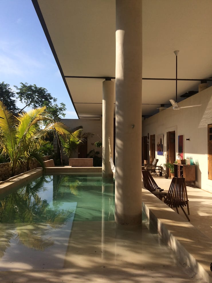 Pool von Degetau Arquitectura y Diseño,