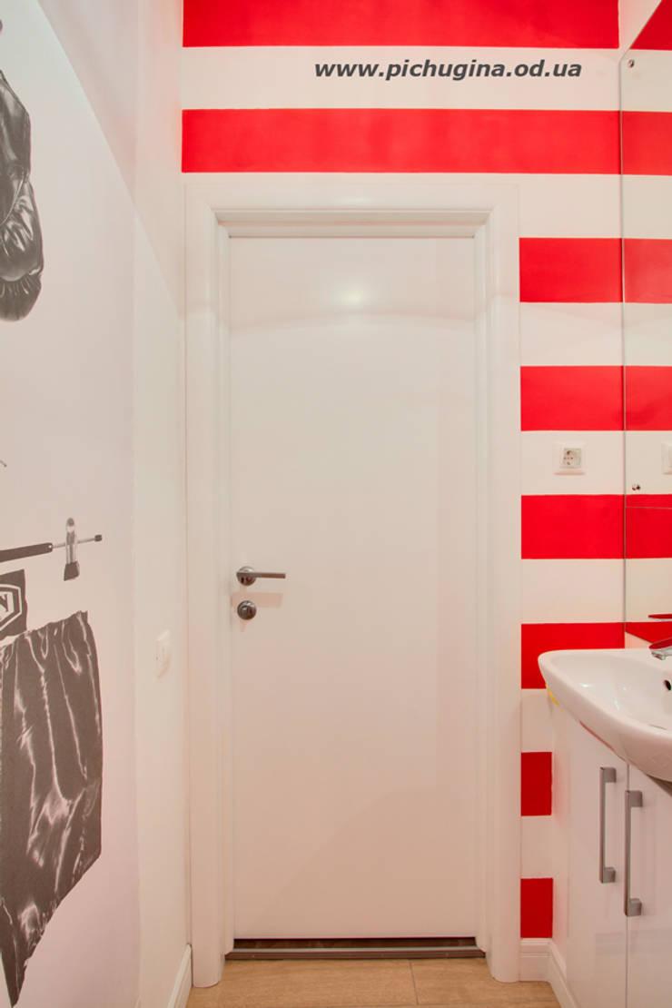 Ванные комнаты в . Автор – Tatyana Pichugina Design