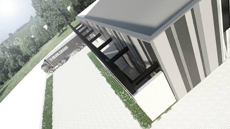 Edifício Residence: Escritórios  por Rúben Ferreira | Arquitecto