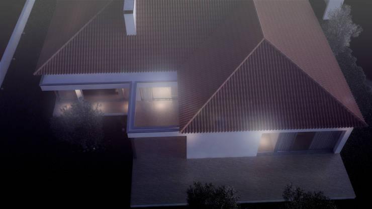 Casa AA: Casas  por Rúben Ferreira | Arquitecto