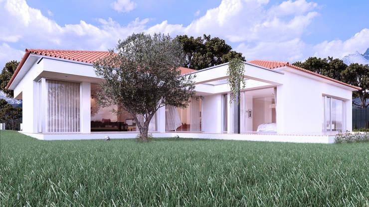 Casas de estilo  por Rúben Ferreira | Arquitecto
