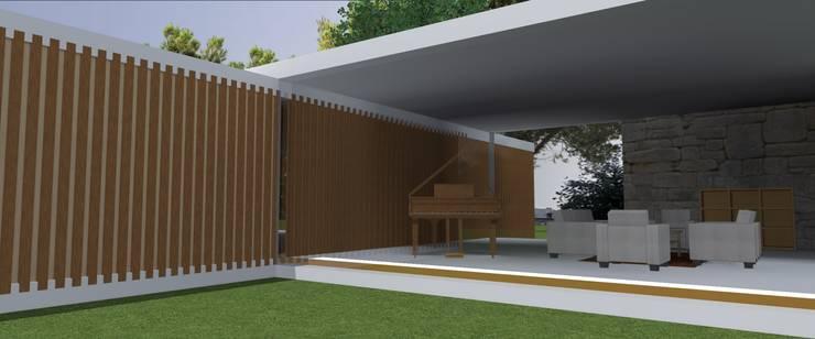 Piano's House:   por a-tuar arquitetura
